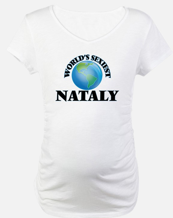 World's Sexiest Nataly Shirt