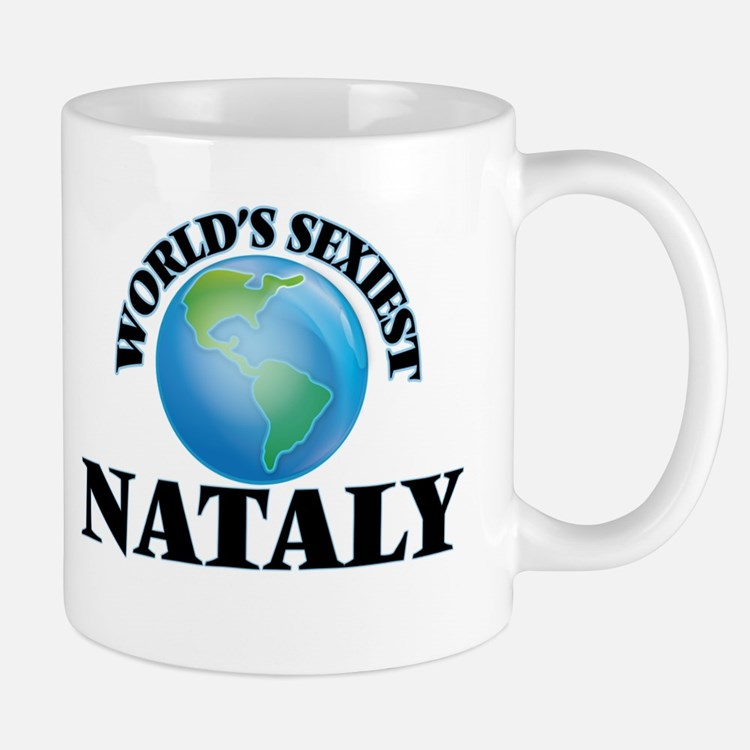 World's Sexiest Nataly Mugs