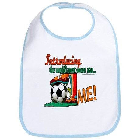 Future Soccer Player Bib