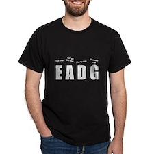 Bass Player (white) T-Shirt