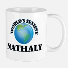 World's Sexiest Nathaly Mugs