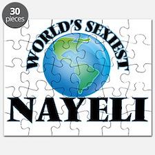 World's Sexiest Nayeli Puzzle