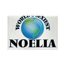 World's Sexiest Noelia Magnets