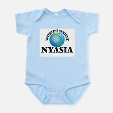 World's Sexiest Nyasia Body Suit