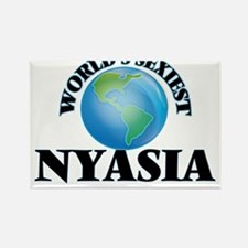 World's Sexiest Nyasia Magnets
