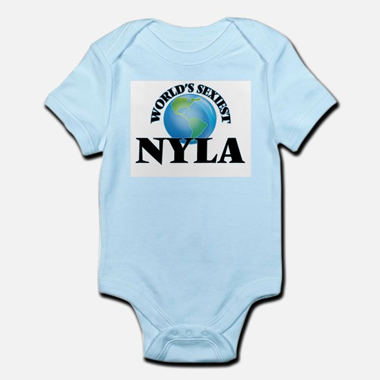 World's Sexiest Nyla Body Suit