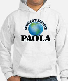 World's Sexiest Paola Hoodie