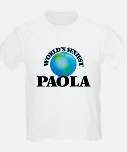 World's Sexiest Paola T-Shirt