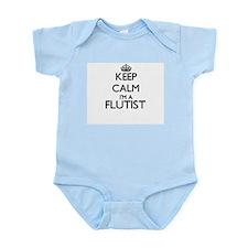 Keep calm I'm a Flutist Body Suit