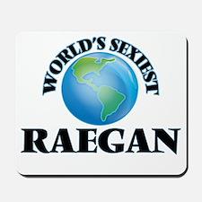 World's Sexiest Raegan Mousepad