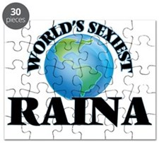 World's Sexiest Raina Puzzle