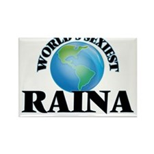 World's Sexiest Raina Magnets