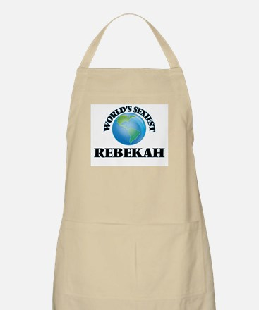 World's Sexiest Rebekah Apron