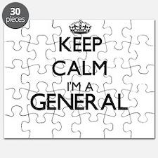 Keep calm I'm a General Puzzle