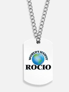 World's Sexiest Rocio Dog Tags