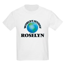 World's Sexiest Roselyn T-Shirt