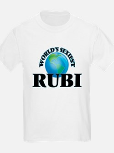 World's Sexiest Rubi T-Shirt