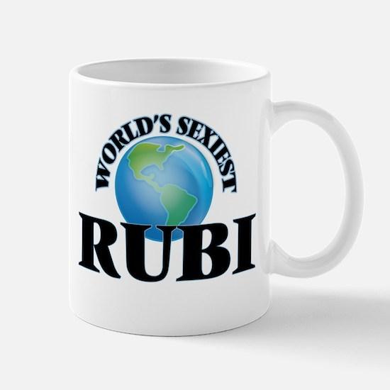 World's Sexiest Rubi Mugs