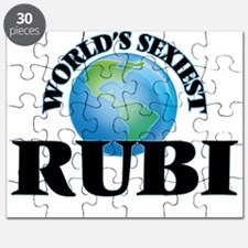 World's Sexiest Rubi Puzzle