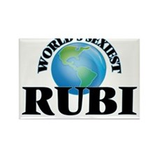 World's Sexiest Rubi Magnets