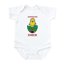 Zambian Chick Infant Bodysuit