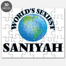 World's Sexiest Saniyah Puzzle