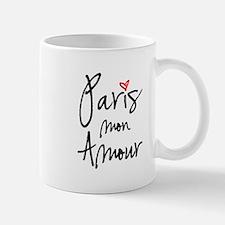 Paris mon amour Mugs