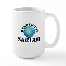 World's Sexiest Sariah Mugs