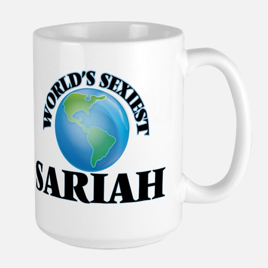 World's Sexiest Sariah Mugs
