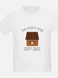 Made From Sticks T-Shirt