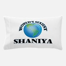World's Sexiest Shaniya Pillow Case