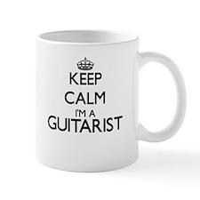 Keep calm I'm a Guitarist Mugs