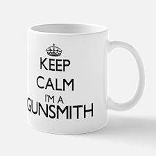 Keep calm I'm a Gunsmith Mug