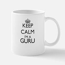 Keep calm I'm a Guru Mugs