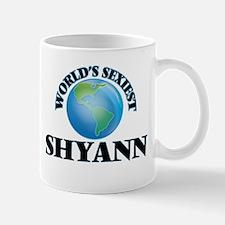 World's Sexiest Shyann Mugs