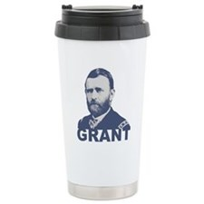 Funny Us president Travel Mug