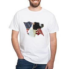 Pointer (Liver) Flag Shirt