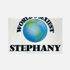 World's Sexiest Stephany Magnets