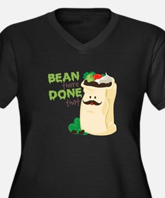 Bean There Plus Size T-Shirt