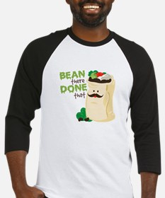 Bean There Baseball Jersey