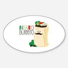 Neato Burrito Decal