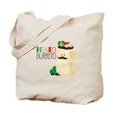 Neato Burrito Tote Bag