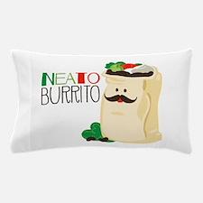 Neato Burrito Pillow Case