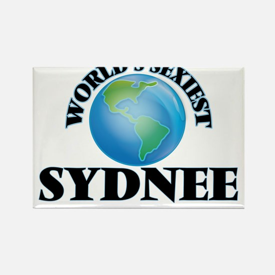 World's Sexiest Sydnee Magnets