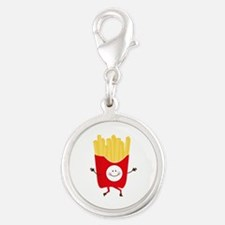 Happy Fries Charms