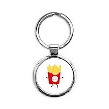 Happy Fries Keychains