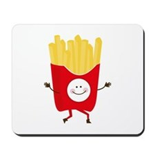 Happy Fries Mousepad