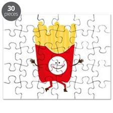Happy Fries Puzzle