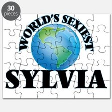 World's Sexiest Sylvia Puzzle