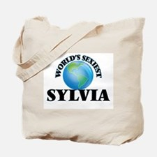 World's Sexiest Sylvia Tote Bag